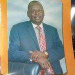 Funeral program for the late Senator Otieno Kajwang currently ongoing at the Nairobi Central SDA Church @KTNKenya http://t.co/6or7wHRVxm