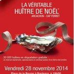 Dégustez lhuître de noël ce vendredi à 19h à la Place de la Bourse #bordeauxsogood http://t.co/xm86cJ6LtA