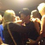 Calum and michaels mum hugging because 5sos won http://t.co/SIVZGG88cK