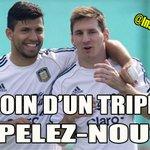 [#LDCLiveCamp] Aguëro et Messi régalent ! via @InsoliteFoot http://t.co/Q2UKGr1VQW