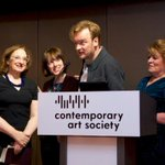 Congratulations @MrNMellors @HarrisPreston winners of the 2014 Contemporary Art Society Annual Award @MattsGallery http://t.co/ryuNx92c2T
