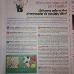 ¿Gritamos enfurecidos al #entrenador de nuestros hijos? Mi nuevo artículo en Heraldo de Aragón sección escolar. http://t.co/jkon1gYEnW