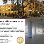 Tired of looking for office space to let? #FoxdaleCourts has the answer! #Zambia http://t.co/D6L4iraDiY