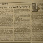 """Cory Booker on Rodney King, when he was 22 """"Does your fear justify your actions?"""" https://t.co/pjEQKur4Jf"""