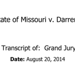 Here are the documents and evidence presented to the Ferguson grand jury http://t.co/EmsyvYNQ70 http://t.co/DhvXTe5eg5