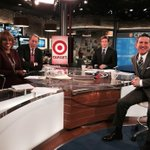 #TargetCEO Brian Cornell gets ready for his interview with the @CBSThisMorning team. Watch the interview at 8:19am CT http://t.co/h4IepJDVob