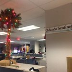 Were really fancy in the newsroom, yall. #orlando @orlandosentinel http://t.co/3AWsSKDs1U