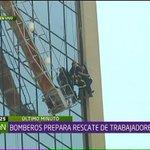 Bomberos comenzó el rescate de los trabajadores atrapados en el Hotel Crowne Plaza http://t.co/YZII5hMbJ4 http://t.co/eqC4AzTnVo