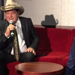 Congratulations #aria hall of fame inductee Molly Meldrum who is backstage waxing lyrical about interviewing @Madonna http://t.co/aLQdjDVPPn