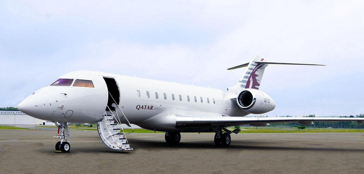 Qatar Executive will be exhibiting @MEBAshow 2014 in Dubai. RT if you want to travel on a jet.