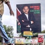 Another billboard of President @UKenyatta saying security is your responsibility. #Tumechoka http://t.co/Sru45YTE4s