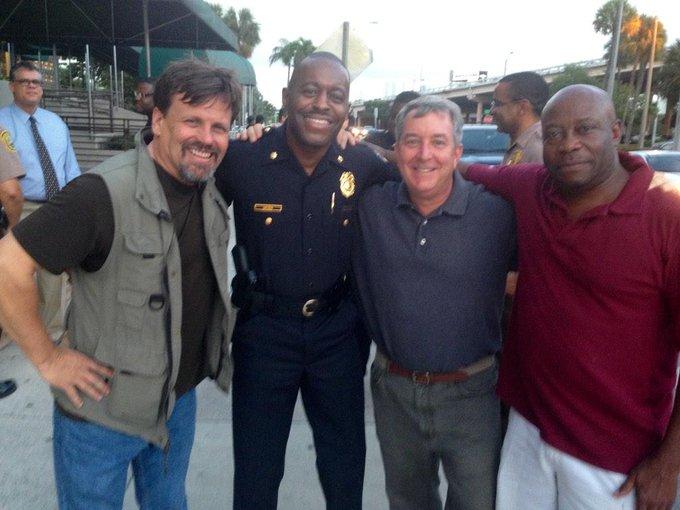 peace #protest #FergusonDecision #NBC @KerryNBC Sanders Rudy Marshal Roger Prehoda #Miami #police #Delrish #Moss http://t.co/IIjbLHokcS