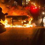 Хаос в американском Фергюсоне продолжается - арестованы 44 человека http://t.co/xFJbPBED7y http://t.co/GVN62sXq3q