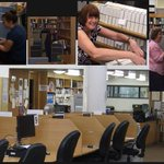 Sharing #OurDay - Prepping the computers and tidying the shelves! @mkcouncil http://t.co/x4NHu7QE6I