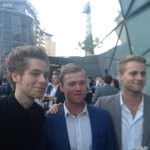 My boys at the arias . Congrats 5sos / song of the year . http://t.co/vmSLGe6oOz