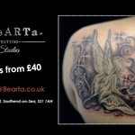 Are you thinking about a back piece? #Discuss #Southend http://t.co/6zRlWqzn0d