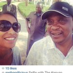 President @UKenyatta seems to be out of touch with reality,that selfie remark is insulting. http://t.co/7QtDnmUjpf