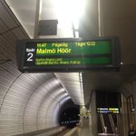 On the train from Copenhagen to Malmö I heard Italian voices. @Malmo_FF @juventusfc #UCL http://t.co/lZMKQiJz6M