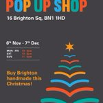 Hey #Brighton, our gorgeous Pop Up is open til 5pm today! Come see us & support local independent crafters! @EtsyUK http://t.co/ThmiUtnLZM