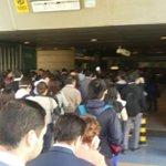 @biobio no se puede entrar a @metrodesantiago estación Macul no dan explicación http://t.co/fEMlgsJaa8