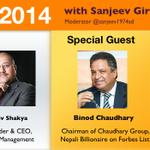 Lets talk Economy. Lets tweet Economy. Today, 7pm NST (13:15 GMT) #SAARC2014 @BinodKChaudhary @sujeevshakya @leplan http://t.co/ZqpZM9Loa7