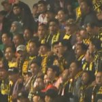 A little rain has not stopped the fans from coming out in force and making some noise! #AFFSuzukiCup #MALvTHA http://t.co/fTrlLTo3rU
