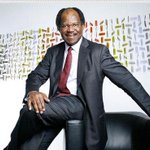 This is Adebayo Ogunlesi; The Nigerian who is current owner of Londons Gatwick International Airport. http://t.co/3AtMOtK4Dl