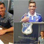 Nicolás Vikonis firmó su contrato con @MillosFCOficial por un año http://t.co/SJRqXSzCR9 http://t.co/IJVntLZLMi