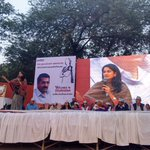 .@Mlathgupta ex VP Axis Bank addressing the gathering at #WomenDialogue http://t.co/epIJ9OaElv