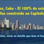 Habana, #Cuba - El 100% de esto que ves fue construido en Capitalismo. El socialismo se encargó de los detalles. http://t.co/JVFsppiFcn