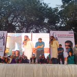 Alok Dixit who is running a movement for saving acid attack victims at #WomenDialogue! http://t.co/pTWTtbUADD