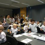 What a fun BUSY day - thanks to all who participated today! #ScienceGoesKindergarten #TiedeTuleeTarhaan More tomorrow http://t.co/RshYexJ0ZX