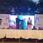"""Common people like Rakhi and Bandana defeated stalwarts of Delhi politics,"" @ArvindKejriwal http://t.co/aGCmIuaz8x"