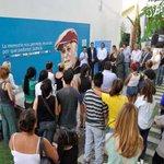 #LosHornos: Mural y homenaje a Jorge Julio López, a 85 años de su nacimiento http://t.co/Fp9GuAjV1B #LaPlata http://t.co/BXtqQoczyO