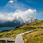 Cuernos del Paine, Parque Nacional #TorresDelpaine #patagonia #Chile [FOTO] http://t.co/83HWgsbMsN