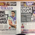 @newcastleherald front and back pages tomorrow. @SamRigney @robertdillon174 @BrettKeeble http://t.co/9qlfy788QG