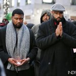 Peaceful protesters gather in Downtown Indy to show solidarity with #Ferguson. http://t.co/tHbyHmqcWH http://t.co/uNAp2kiXTO