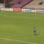45 CROSSBAR! That would have been some goal from Amri Yahyah #AFFSuzukiCup #MALvTHA http://t.co/JvnWI6YcLZ