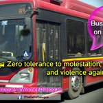 """.@ArvindKejriwal: """"Bus marshals on every DTC bus. Zero tolerance to eve teasing and molestation"""" #WomenDialogue http://t.co/0eMHQO1Ua5"""