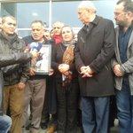 Abi Gürkan Korkmaz: Cumhurbaşkanı, bugünkü esnaf açıklamasıyla mahkemeyi yönlendirmeye çalışmıştır. http://t.co/XydQa6I8yW