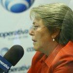 La Presidenta Michelle Bachelet estará desde las 10:00 en #UnaNueva de @Cooperativa http://t.co/DprehbCulY http://t.co/lPLCOTKfdm