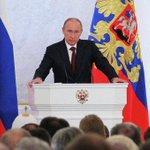 Владимир Путин выступит с Посланием Федеральному Собранию 4 декабря http://t.co/Vhkmbf42U2 http://t.co/qse9gLhIAm