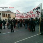 Educational protest about to start in Athens #Greece http://t.co/QLK0qnwh4R