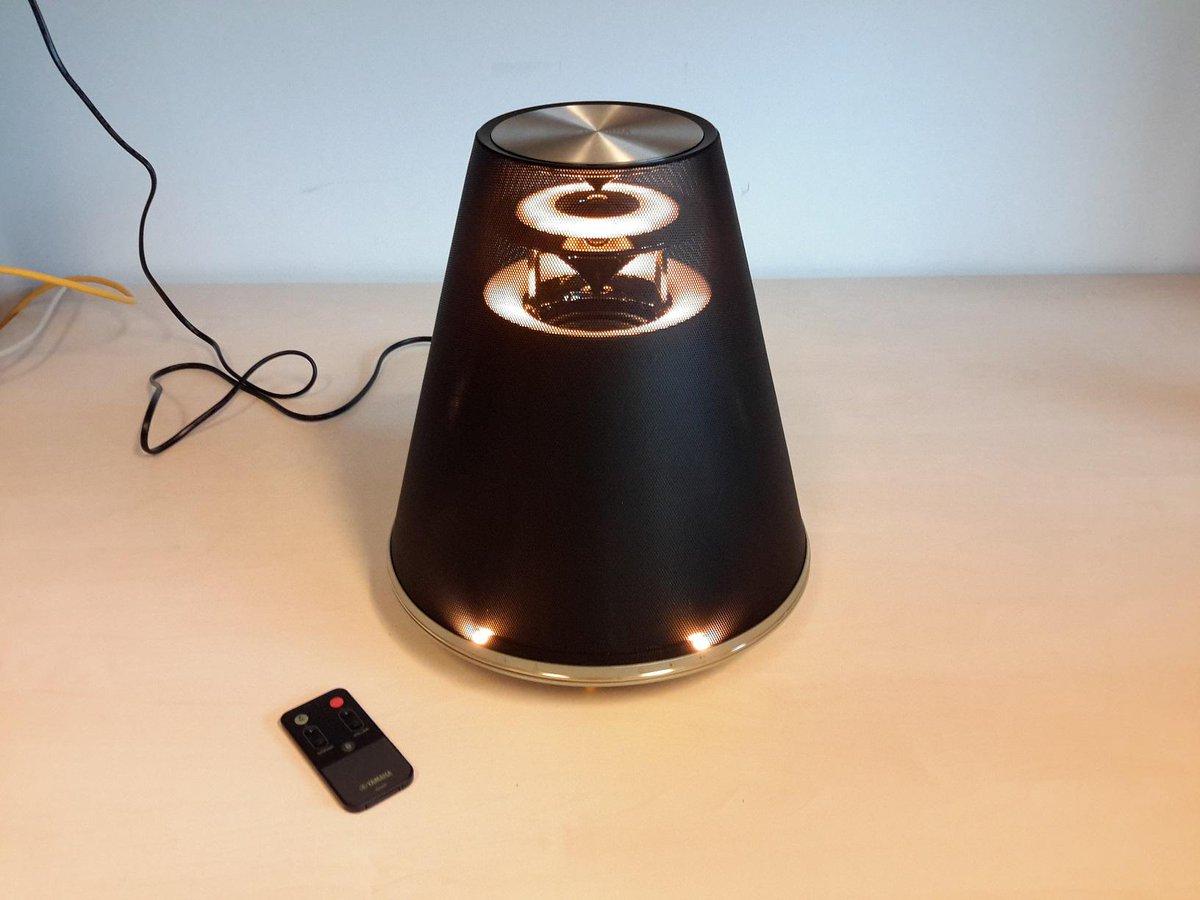 l 39 enceinte yamaha relit lsx 170 est au labo 01net elle. Black Bedroom Furniture Sets. Home Design Ideas
