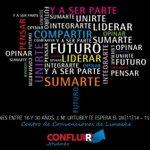 Urtubey dialogará con los Jóvenes de Confluir http://t.co/yN9mqeVvpU http://t.co/Q3FQOqnfxj