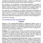 @petrogustavo @aceromora no es necesaria solicitarla alcalde proceda de oficio !!! Lea decreto 191 de 2006 http://t.co/WW0jF8R9or