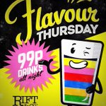 This Thursday @RiftCoPreston flavour Thursday with 99p Drinks All Night 😉👌💃👯 #Preston #99pDrinks #flavour http://t.co/nIH2StTs7A