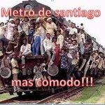 de que nos quejamos? jajajajajajaja @metrodesantiago http://t.co/ffHou83DOD