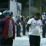 100+ People Arrested In Overnight Protests In Downtown #LA: http://t.co/idpjSIiFwu #MikeBrown #FergusonDecision http://t.co/okoYKLbiuI