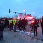 A car plowed through Ferguson protestors in Minneapolis last night http://t.co/H78FKMRTEG http://t.co/NWMFN2TD0F